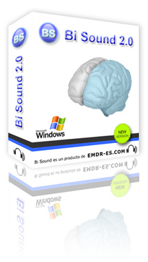 BiSound box EMDR software terapia